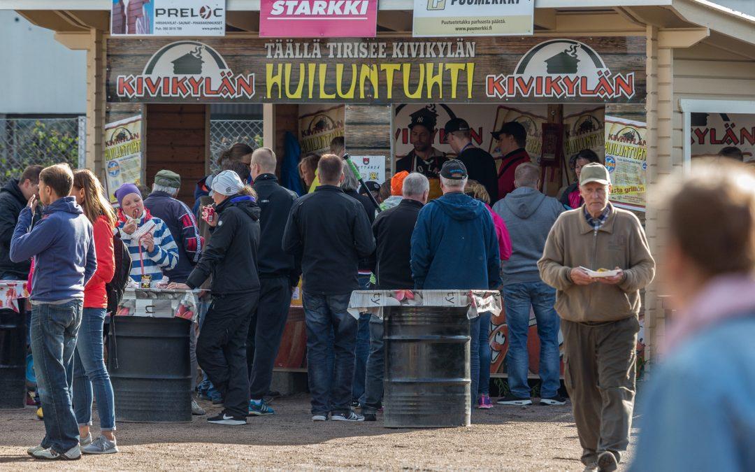Kivikylän Huiluntuhti pysyy Ysien virallisena makkarana
